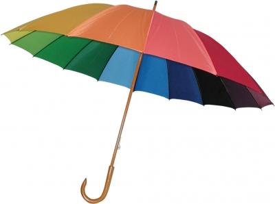 duhové deštníky