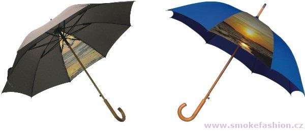 potisk deštníku na zakázku