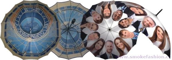 originální deštníky