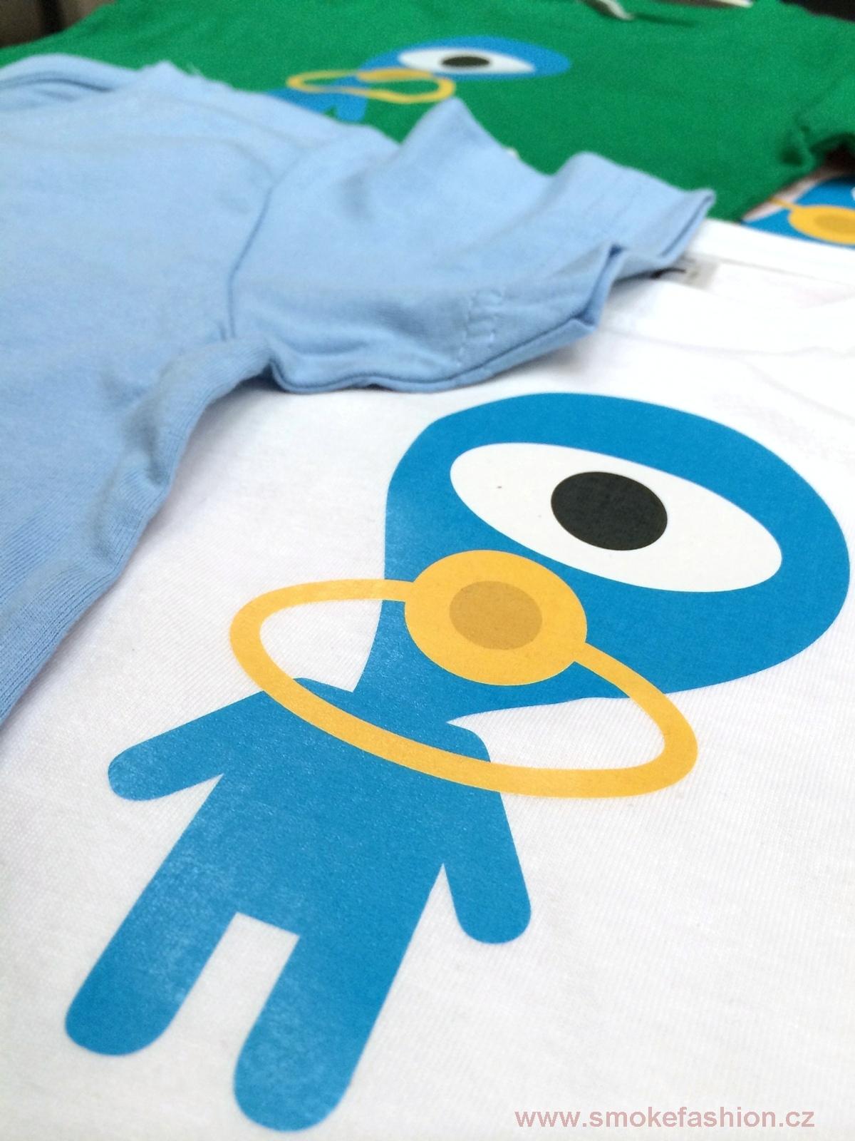 60583e63261 Reklamní trička s potiskem - Potisk dětských triček s vlastním ...