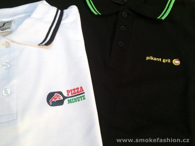 1292441acda Výroba reklamních triček s potiskem na zakázku od Smoke Fashion ...